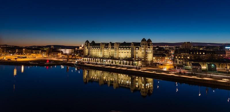 Oslo: nightscape I