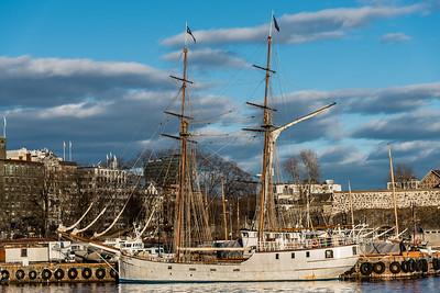 Oslo: cityscape II