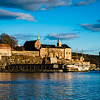 Oslo Cityscape: Akershus Festning
