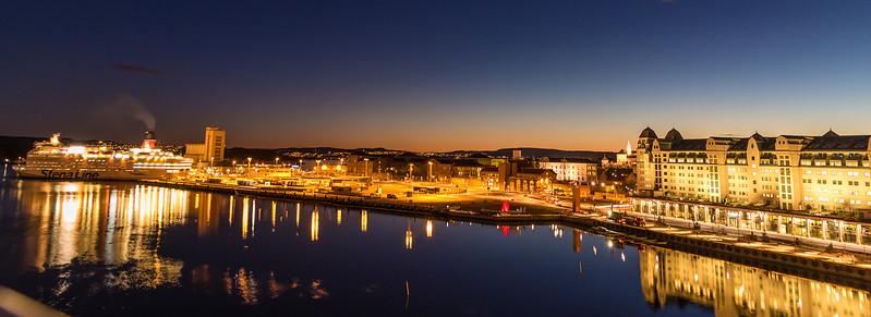 Oslo: nightscape