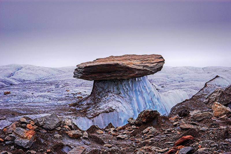 Mushroom (Aletsch Glacier)