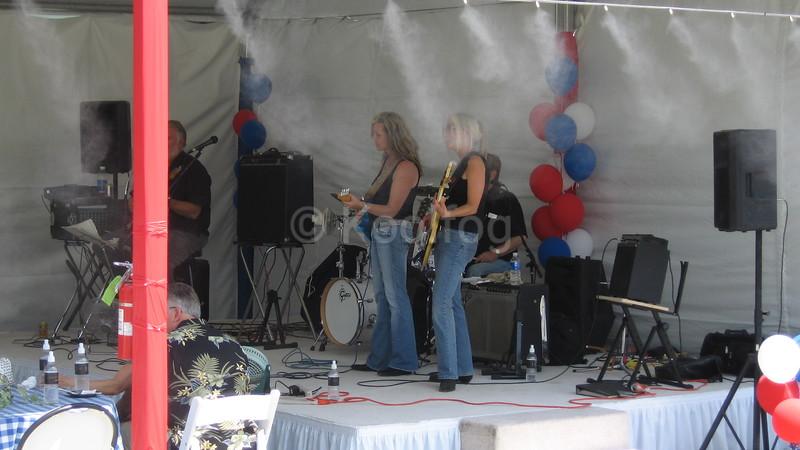 Koolfog Enjoyed by Band