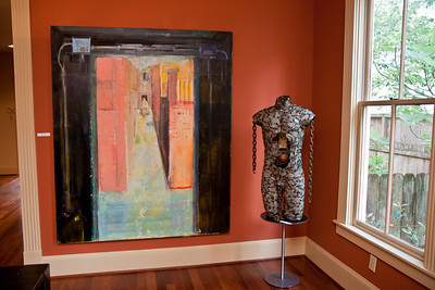 An Evening of Art and Music - Perez Gallery for the Arts - May 1, 2010 - Houston, TX