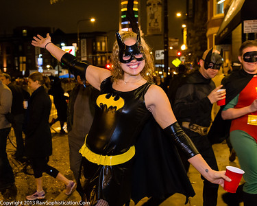 Halloween on Halsted - 2013