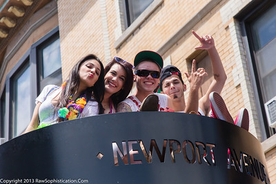 Pride Parade 2013