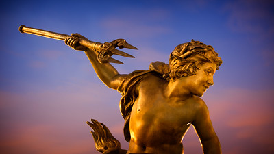 Paris Golden Boy