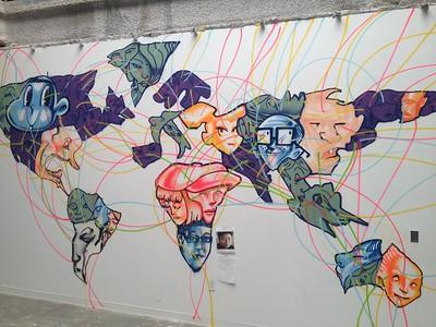 Graffiti - MPK Building 17