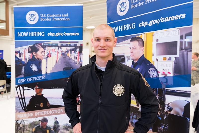 Jonathan Killea, CBP AMO Pathway Program Intern