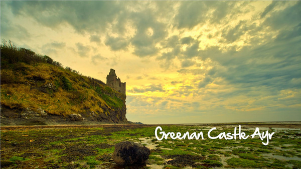 Greenan Castle - a travelogue fim.