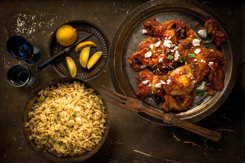 Chicken Peleponnese