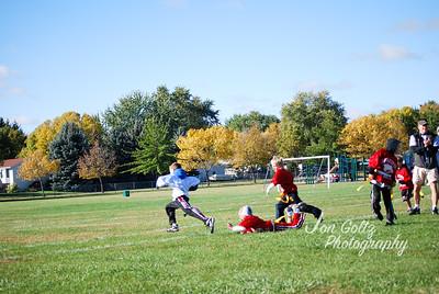 20101002-2nd Grade Flag Football Game 4-26