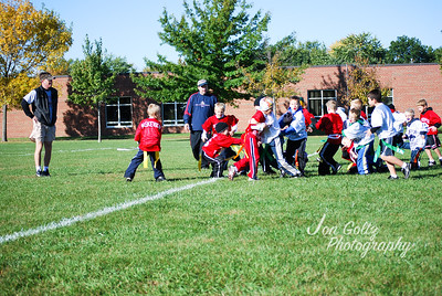 20101002-2nd Grade Flag Football Game 4-21