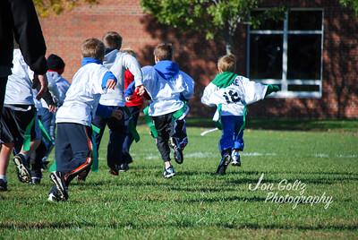 20101002-2nd Grade Flag Football Game 4-27