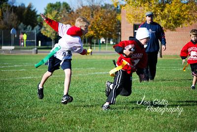 20101002-2nd Grade Flag Football Game 4-5