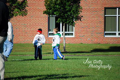 20101002-2nd Grade Flag Football Game 4-3