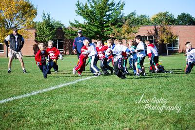 20101002-2nd Grade Flag Football Game 4-22