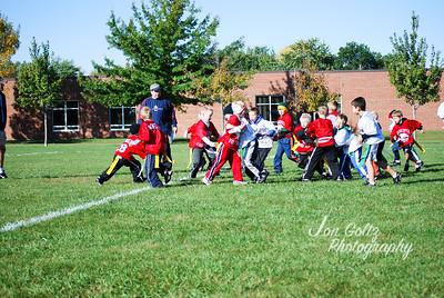 20101002-2nd Grade Flag Football Game 4-20