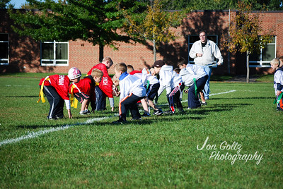 20101002-2nd Grade Flag Football Game 4-4
