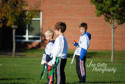 20101002-2nd Grade Flag Football Game 4-1