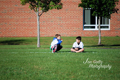 20101002-2nd Grade Flag Football Game 4-7