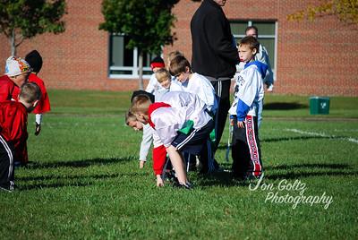 20101002-2nd Grade Flag Football Game 4-15