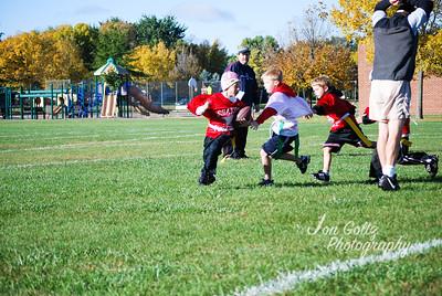 20101002-2nd Grade Flag Football Game 4-6