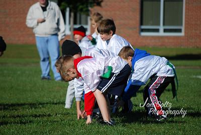 20101002-2nd Grade Flag Football Game 4-16
