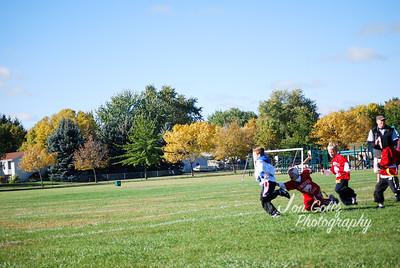20101002-2nd Grade Flag Football Game 4-25