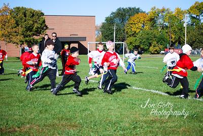 20101002-2nd Grade Flag Football Game 4-9
