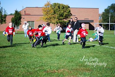 20101002-2nd Grade Flag Football Game 4-8