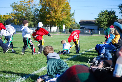 20101002-2nd Grade Flag Football Game 4-10