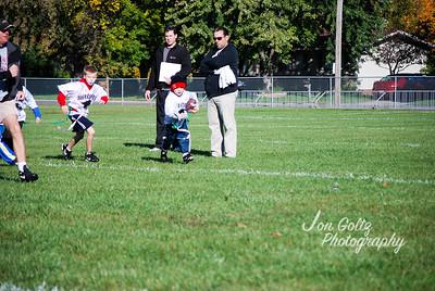 20101002-2nd Grade Flag Football Game 4-14