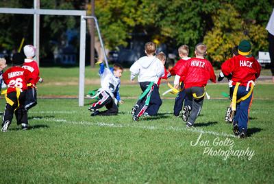 20101002-2nd Grade Flag Football Game 4-11