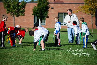 20101002-2nd Grade Flag Football Game 4-17