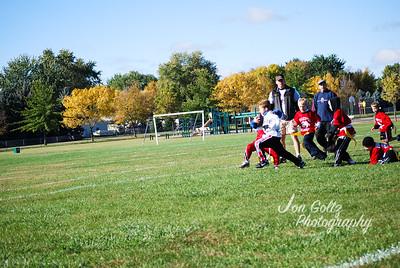20101002-2nd Grade Flag Football Game 4-24