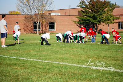 20101009-2nd Grade Flag Football Game 5-21