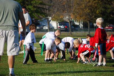 20101009-2nd Grade Flag Football Game 5-5