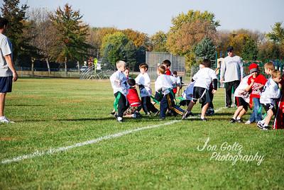 20101009-2nd Grade Flag Football Game 5-15