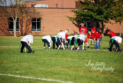 20101009-2nd Grade Flag Football Game 5-20