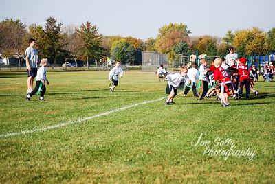 20101009-2nd Grade Flag Football Game 5-17