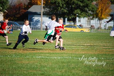 20101009-2nd Grade Flag Football Game 5-24