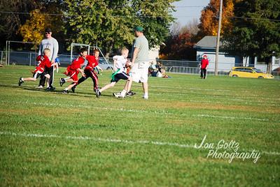 20101009-2nd Grade Flag Football Game 5-11
