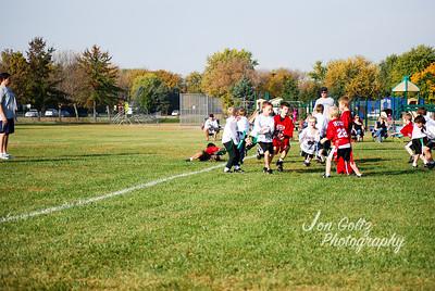 20101009-2nd Grade Flag Football Game 5-18