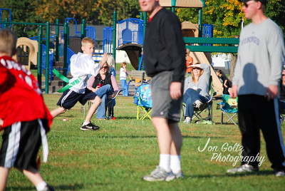 20101009-2nd Grade Flag Football Game 5-6