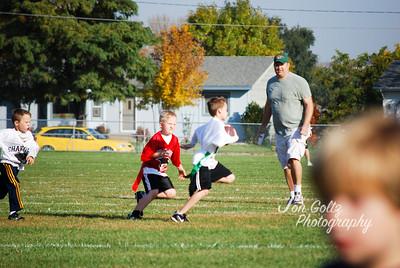 20101009-2nd Grade Flag Football Game 5-25