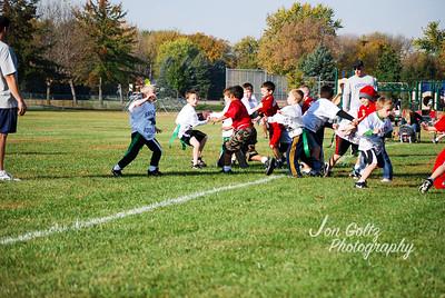 20101009-2nd Grade Flag Football Game 5-14