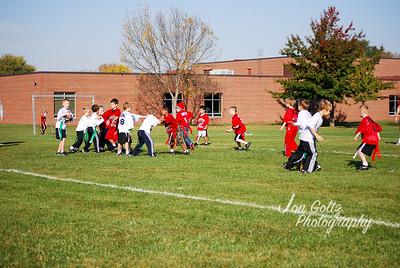 20101009-2nd Grade Flag Football Game 5-19