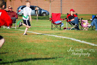 20101009-2nd Grade Flag Football Game 5-9