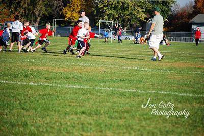 20101009-2nd Grade Flag Football Game 5-10