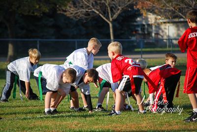 20101009-2nd Grade Flag Football Game 5-2